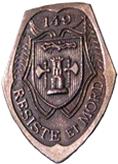 Insigne du 149ième RI