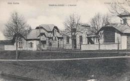 L'abbatoir de Thaon les Vosges
