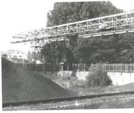 La fosse à charbon de Thaon les Vosges
