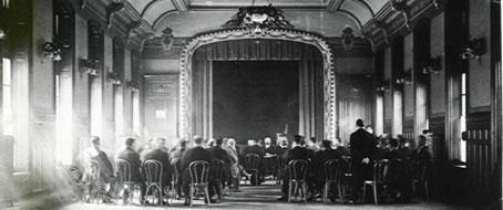 Salle Verdun à Thaon les Vosges